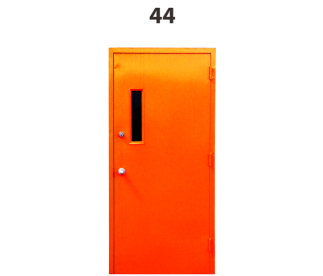 Orange Door ©Trent Reynolds yesveryhappy.com